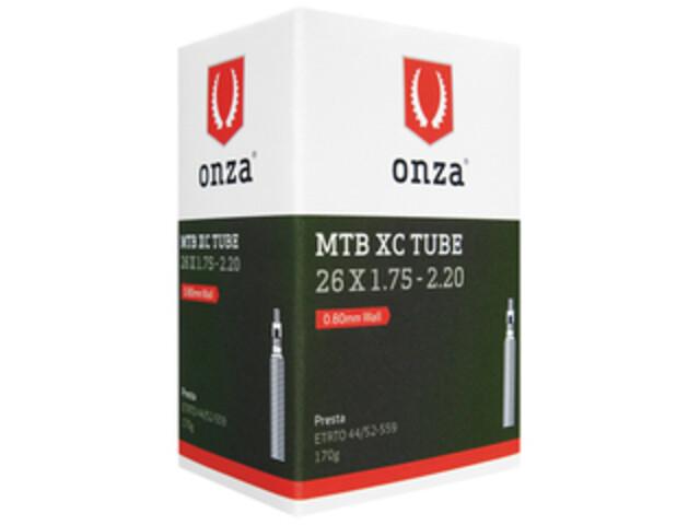 Onza MTB Schlauch 0.8mm, 26 x 1.25 - 1.75